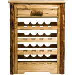 16 Bottle Wine Rack – Glacier Country