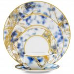Noritake Jubilant Nights Gold 5-Piece Place Setting
