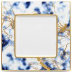 Noritake Jubilant Nights Gold Square Plate, 9 1/4″