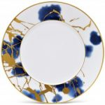 Noritake Jubilant Days Gold Dinner Plate, 11″