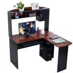 Corner Computer Desk L-Shaped Workstation