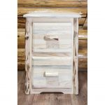 2 Drawer File Cabinet – Montana