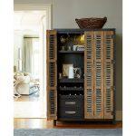 2-Tone Bar Cabinet – Libations