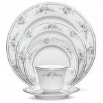 Noritake Sweet Leilani 5-Piece Place Setting-Sample