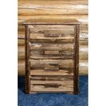 4-Drawer Chest of Drawers – Homestead