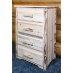 4 Drawer Chest of Drawers – Montana