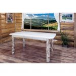 4 Post Dining Table – Montana