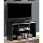 40 Inch Espresso Brown TV Stand