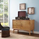 40 Inch Retro Brown TV Stand – Landon