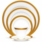 Noritake Crestwood Gold 5-Piece Place Setting