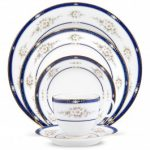 Noritake Chelmsford 5-Piece Place Setting – Sample