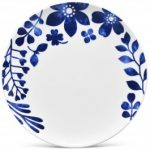 Noritake Sandefjord Dinner Plate-Coupe 11″