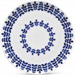 Noritake Sandefjord Platter-Round, 12 1/4″