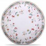 Noritake Hana Sarasa Cake Plate, 7″