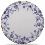 Noritake Blue Sorrentino Cake Plate, 7″