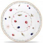 Noritake Portshore Cake Plate, 7″