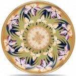 Noritake Wabana Iris Plate