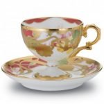 Noritake Wabana Moonflower Cup & Saucer