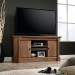 47 Inch Vintage Oak TV Stand