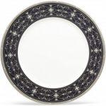 Noritake Rochelle Platinum Large Accent/Dinner Plate