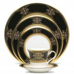 Noritake Evening Majesty 5-Piece Place Setting-Sample