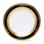 Noritake Evening Majesty Saucer, 6″