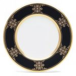 Noritake Evening Majesty Dinner Plate, 10 3/4″