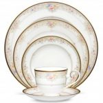 Noritake Italian Rose 5-Piece Place Setting – Sample