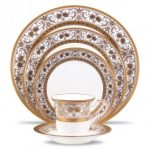 Noritake Georgian Palace 5-Piece Place Setting