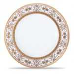 Noritake Georgian Palace Dinner Plate, 10 3/4″