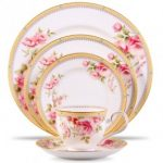 Noritake Hertford 5-Piece Place Setting-Sample