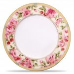 Noritake Hertford Accent/Luncheon Plate