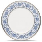 Noritake Sonnet in Blue Salad/Dessert Plate, 8 1/4″