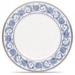 Noritake Sonnet in Blue Dinner Plate, 10 3/4″