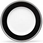 Noritake Pearl Noir Bread & Butter Plate