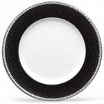 Noritake Pearl Noir Salad Plate