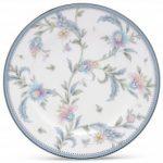 Noritake Jardin Fleuri Salad/Dessert Plate, 8 1/4″