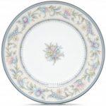Noritake Jardin Fleuri Accent/Luncheon Plate, 9″