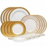 Noritake Summit Gold 16-Piece Set