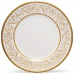 Noritake Summit Gold Salad Plate