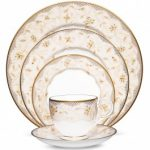 Noritake Calais D'Or 5-Piece Place Setting
