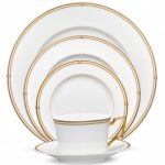Noritake Aidan Gold 5-Piece Place Setting