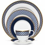 Noritake Blueshire 5-Piece Place Setting Sample