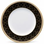 Noritake Accent/Luncheon Plate, 9 3/4″