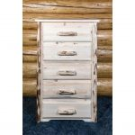 5 Drawer Chest of Drawers – Montana