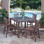 5 Piece Dining Set – Morocco and Slate