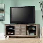 60 Inch Salt Oak TV Stand