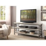 60 Inch Traditional TV Stand or Sofa Table – Fairhope