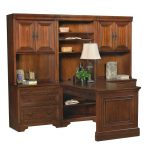 7-Piece Home Office Computer Desk with Hutch – Richmond