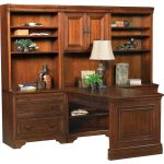 7-Piece Home Office Desk with Hutch – Richmond